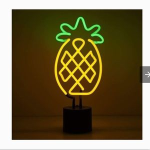 New! AMPED & Co Pineapple Neon Light.
